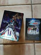 Mobile Suit Zeta Gundam 10 Disc Set With Viewers Guide And Storage Box Bandai