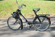 Vintage Solex Moped 3800 Motor Scooter 1974-1978 49cc Running Condition France