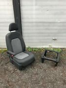 Vw Crafter Man Tge Ii Front Passenger Seat With Armrest + Seat Base 2018- 2021