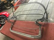 1963 - 1967 Corvette Convertible Soft Top Assembly Bows Oem Used Original