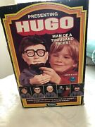 Hugo Man Of A Thousand Faces In Box With Lots Of Pieces
