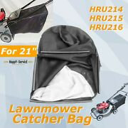 Lawnmower Leaf Grass Catcher Cover Bag For 21and039and039 Honda Lawn Mower Hru214-215-216
