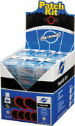 New Park Tool Vulcanizing Patch Kit Display Box With 36 Individual Kits