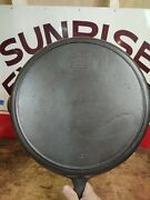 Fully Restored Favorite Chicago Hwd Foundry 14 Cast Iron Skillet Flat