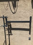 Antenna Mount Tower Stand Off Heavy Duty,steel Commercial Grade Ham Radio.aso-1