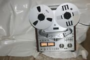 Akai Gx-635d 4-track Stereo Reel To Reel Tape Deck Untested As Is