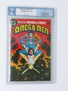 Omega Men 3 Pgx Not Cgc 9.8 White Pages 1st Lobo Appearance Keith Giffen 1983