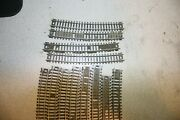 N Scale Used Curved Track Atlas 2526 Lot Well Used Cheap