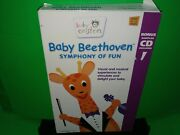 Baby Einstein Baby Beethoven Symphony Of Fun Vhs Cd Missing - B469
