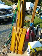 2 Vintage Frabill Bamboo Fly Rod 2010 2 Pc Fishing Rod 10and039