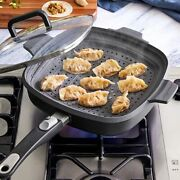 Pampered Chef Nonstick Saute And Steam Pan Nib