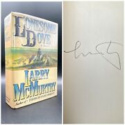 Signed - Lonesome Dove - First Edition - Larry Mcmurtry 1985 - American Westerns
