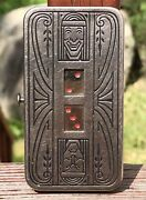 Amazing Antique 20's Damley Dice Mechanical Device Gambling Game Works