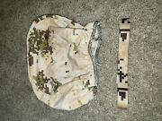 Helmet Pasgt Rail Picatinny With Cover Sedena Mexican Army Pixel Desert S