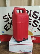 Coleman Fits 200a 288 286 285 282 Small Lantern Red Hard Carry Case Excellent