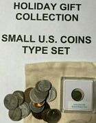 Buy Christmas Now 20+ Small Obsolete-to-now U.s. Coins 2¢ 3¢ + More Read Below