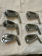 Callaway Tcb Apex 2021 5-pw Heads Only Mint