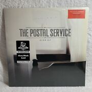 Postal Service Give Up Lp Newbury Limited Edition 1000 Colored Vinyl Rare New +