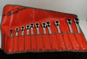 Blue Point Metric Ratcheting Wrenches 11 Pieces