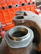1937-1962 Chevy 216 235 261 Intake Rings Use With Fenton Offenhauser Gm Scta