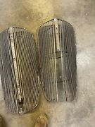 2-1936 Chevrolet Chevy Grill Coupe Sedan 36 Gm Grille