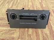 1991-1993 Chevy Caprice Buick Roadmaster Climate Control Center Heat A/c Base