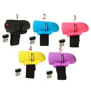 Mini 2.4g Wireless Usb Finger Mouse Optical Mice For Laptop Pc