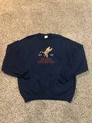 Vintage Ducks Unlimited Embroidered Made In Usa Sweatshirt Crewneck Size Xl