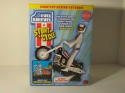 Variant Limited Edition Evel Knievel Daredevil Stunt Cycle Black Trail Bike 2020