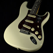Fender American Professional Ii Stratocaster Olympic White Rose