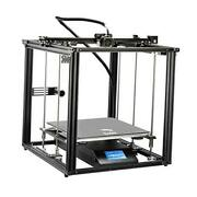 Creality Ender 5 Plus 3d Printer With Bl Touch Tempered Glass Plate And Touch