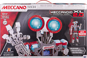 Erector By Meccano Meccanoid Xl 2.0 Robot-building Kit Stem Education Toy For And