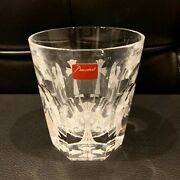 Chrome Hearts Baccarat Double Old Fashioned Cross Glass