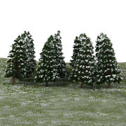 Lots 20 Model Pine Trees For Diorama Landscape Train Railway Accessories
