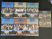 The West Wing Complete Series, Season 1-7, 1 2 3 4 5 6 7, Dvd, New And Sealed