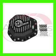 Afe 46-70352 Pro Series Rear Differential Cover For 2017-2019 Ford F-250/350 Srw