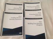 Sans Sec Mgt512 2019 Security Leadership Essentials 4 Managers Course Books Only