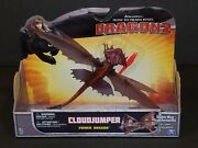 How To Train Your Dragon 2 Cloudjumper Action Figure New 2014 Dreamworks Power