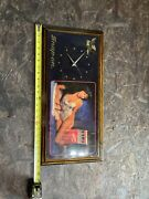Vintage Snap On Tools Wall Clock Battery Charger Super