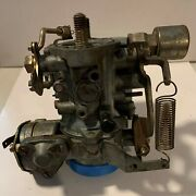 Vw Bocar Carburator, Made In Mexico. 34pict-3 Used, Dirty, Old, May Need Rebuilt