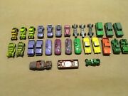 Lot Of 29 Vintage Tootsietoy And Lesney Diecast Cars Trucks + Lot 4/15