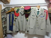 French Foreign Legion 2º Rep-3rd Company-walking-ceremony Out Uniform Size Xxl