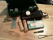 Vintage Buttonhole Attachments For Singer Sewing Machine With Tools-very Old
