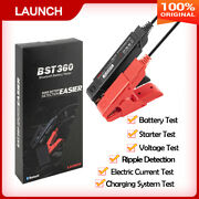Launch Bst360 Bluetooth Car Alligator Clips Battery Test Clamps Charging Test