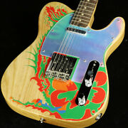 Fender Jimmy Page Telecaster Rosewood Fingerboard Natural Electric Guitar