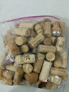 Used Wine Corks Different Brands Sizes Upcycled For Crafting Deco 110+ Corks