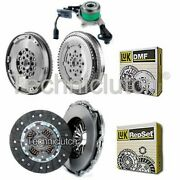 Luk 2 Part Clutch Kit And Luk Dmf With Csc For Mercedes-benz Sprinter Bus 314