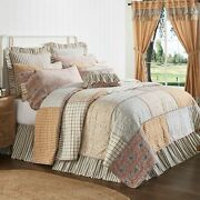 Kaila Farmhouse Quilted Bedding - Create A Bundle - Save At Checkout