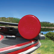 Taylor Made Trolling Motor Propeller Cover- 3-blade Cover - 10- Red