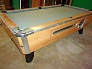 Valley 7 Ft. Coin Op Pool Table Pt294